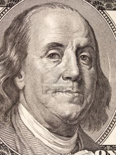 """Benjamin Franklin- Jan. 17 1706-1790  """"An investment in knowledge pays the best interest."""" Well said Ben! To invest in knowledge...go to www.tesh.com!"""