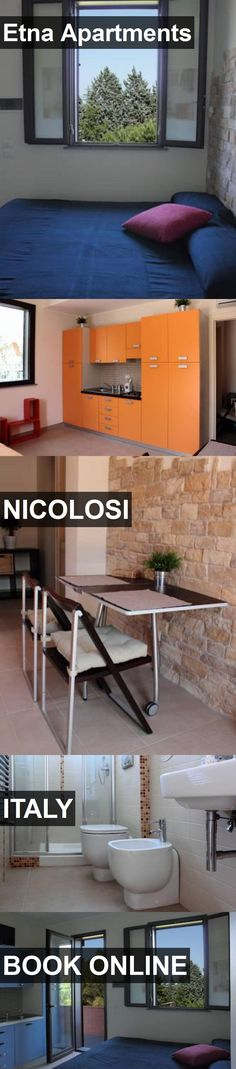 Etna Apartments in Nicolosi, Italy. For more information, photos, reviews and best prices please follow the link. #Italy #Nicolosi #travel #vacation #apartment