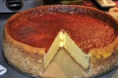 vanilkovy Cheesecake