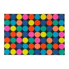 IKEA RORSLEV Door mat Multicolour 40 x 60 cm Add character to the entrance of your home by choosing a door mat with a pattern or different colours. Ikea Ps, Pet Bottle, Toy Rooms, Cow Hide, Home Accessories, Area Rugs, Weaving, Kids Rugs, Doors