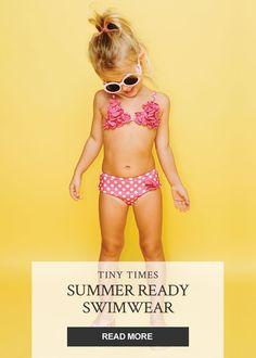 Summer Ready Swimwear (via Tiny Times)
