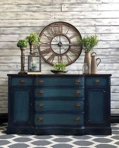 Blue Moon Blended Dresser | General Finishes Design Center