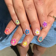 Aycrlic Nails, Swag Nails, Hair And Nails, Grunge Nails, Nail Manicure, Funky Nails, Trendy Nails, Funky Nail Art, Best Acrylic Nails