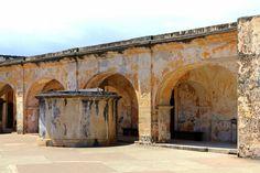 Arches_7091 The arches of Castillo de San Cristóbal San Juan Puerto Rico
