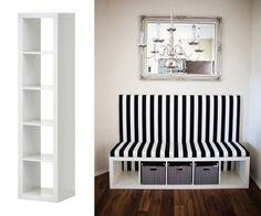 Voici 18 articles de chez Ikea, transformés de façon surprenante et à petit budget! - Bricolages - Trucs et Bricolages
