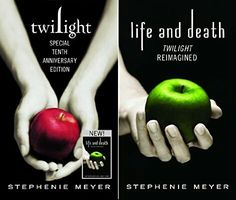 Twilight Tenth Anniversary: Life and Death Dual Edition #StephenieMeyer has written a gender-swapped version of Twilight in 422 pages. Telling the epic love story of Beau and Edythe. InLife and Death: Twilight Reimagined, Bella is now Beau, and Edward is… Edythe.