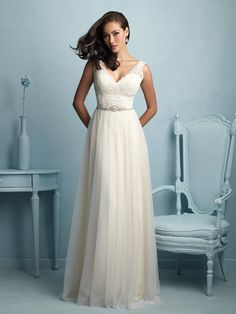 Sample Sale Wedding Dress - Allure 9205 Size 12, Ivory. Retail price $1055. Sale Price $525.00. What a steal! Allure 9205 for $525 won't last long. Call for more info 813-288-0101 Largest Sample Sale in Florida starts 6/16/17 at CC's Boutique, Tampa