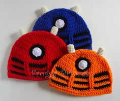 Dalek Doctor Who Inspired Hat CHILD Size Hand by FroggyPrincess