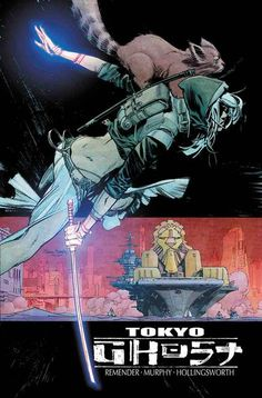 DEAL OF THE DAY Tokyo Ghost #7 (Cover A - Murphy & Hollingsworth) - $3.19 Retail Price: $3.99 You Save: $0.80 The Tokyo Ghost has come to liberate New Los Angeles from the stranglehold of Flak Industries. But the powerful  don't go down without a fight, and this fight's about to get ugly. For more Manga Titles visit our Manga Central Station page Today!! TO BUY NOW CLICK LINK BELOW http://tomatovisiontv.wix.com/tomatovision2#!comics/cfvg