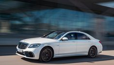 Mercedes Benz S63 AMG Horsepower