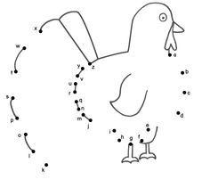 Dot To Dots Worksheets For Kindergarten | Activity Shelter | Kids ...