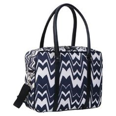 Missoni for Target Travel Tote  Familiga Black and White #LaptopCase