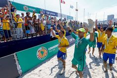 Blog Esportivo do Suíço:  Brasil goleia Paraguai e leva 11º título da Copa América de futebol de areia