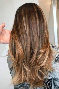tendencias de peinado para mujer 2018. rizos y cabello largo. #peinados #color de cabello #peinados-#cabello #color #dunklehaar #largo #mujer #para #peinado #peinados #rizos #tendencias