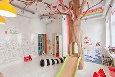 Żyrafy z Szafy: Playroom