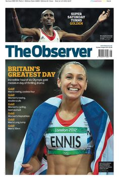 Britain's Greatest Day - The Observer
