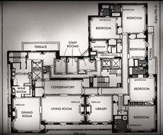 Jacqueline Kennedy Onassis Homes | 1040 Fifth Avenue-Floor Plan-Jacqueline Kennedy Onassis-Apartment