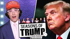 SEASONS OF TRUMP - A Randy Rainbow Song Parody
