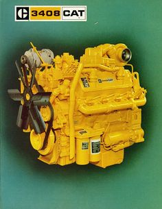 overdrive magazine  adam dejesus · caterpillar engine's