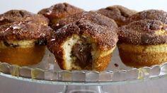 Nutella Zimt Muffins