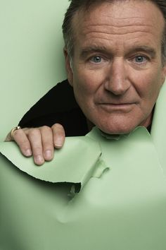 Robin Williams- The funniest person on the planet, I could sit and watch this man do standup comedy forever..Also an ASTOUNDING serious actor, with great range..I've liked every single movie I've saw that he's been in..