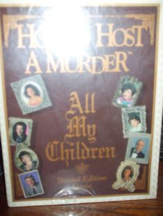 1991 New Sealed How to Murder A Murder All  My by PAULIE22 on Etsy, $19.95