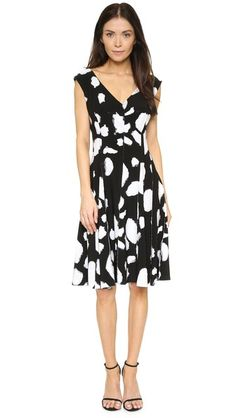 Norma Kamali Grace Reversible Dress