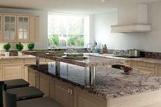 Kitchen cabinets countertops appliances showroom mesa gilbert chandler - Bainbrook Brown Granite Bainbrook Brown Pinterest