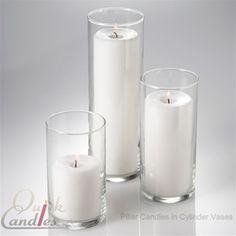 10 best glassware candle sets images candle set candle vases rh pinterest com