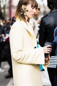 The Ultimate Street Style Guide to 2015's Best Accessories via @WhoWhatWearUK