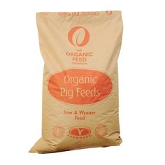 Allen Page Organic Feed Company Sow Weaner Feed The Organic Feed Company Sow Weaner Feed is a nutritious all round feed suitably designed for gestating or lactating sows. Pig Feed, Calcium Phosphate, Crude Oil, High Energy, Vitamins, Conditioner, Organic, Canning