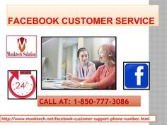 Want To Block People Who Abuse You? Avail Facebook Customer Service 1-850-777-3086	Does someone abuse you through messaging? Want to block him instantly? Just chill! And give a ring on our helpline number 1-850-777-3086 to avail Facebook Customer Service which is available round the clock. You will be easily able to block them by taking aid with technical assistance and feel relaxed. Visit- http://www.monktech.net/facebook-customer-support-phone-number.html	FacebookCustomerService…