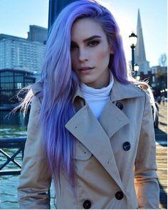 blue.purple hair