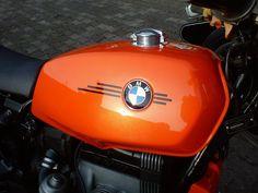 BMW R 100 - Arrancione Speziale