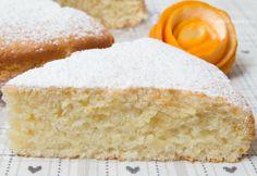 torta all'arancia soffice