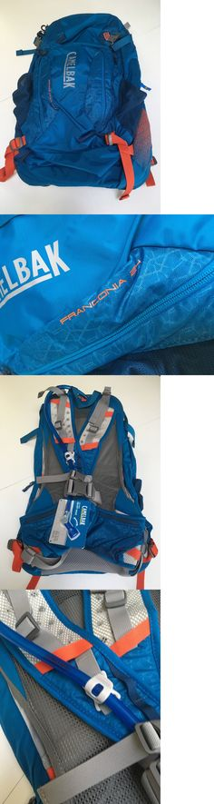 Hydration Packs 87125: Camelbak Franconia Lr 24 100Oz Hiking Hydration Backpack Grecian Blue -> BUY IT NOW ONLY: $120 on eBay!