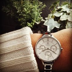 Can't believe we're half way through the week already. Busy week at OWL this week. #watches #fblogger #silver #bblogger #time #midweek - Shop now for owlgreatbritain > http://ift.tt/1Ja6lvu