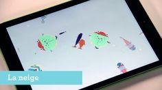 Démo d'un prototype de livre + application sur tablette de Julie Stephen Chheng avec Volumique