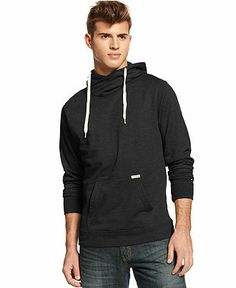 Univibe Sweatshirt, Crossover Hoodie - Hoodies & Fleece - Men - Macy's