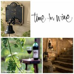 .Time for Wine