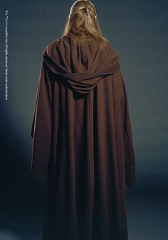 Qui-Gon Jinn costume from verso