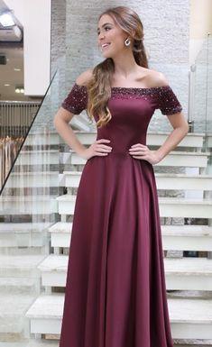 Prom Dress, Elegant Homecoming Dress, Long Evening Dress #prom #promdress #dress #eveningdress #evening #fashion #love #shopping #art #dress #women #mermaid #SEXY #SexyGirl #PromDresses