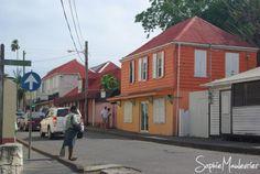 Centre de ville de St John's - Ma galerie photo d'Antigua et Barbuda | Ooh My World... Travel