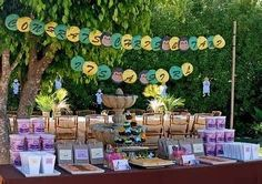 Image detail for -Photo Gallery - Photo of Safari Themed Baby Shower