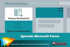 Descargar Curso Aprende Microsoft Forms  |MEGA|1 LINK