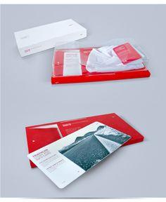 Nike Lightweight Training Package Prototype by DHNN Creative Agency , via Behance