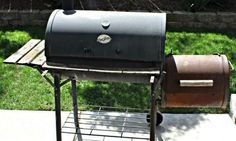 Refinishing an old BBQ: From drab to fab | ¿Qué Más?