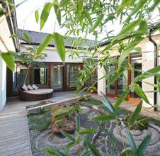 Dom s átriom Limbach, Slovensko Architekti Šebo Lichý Architekti, Plants, Atelier, Plant, Planets