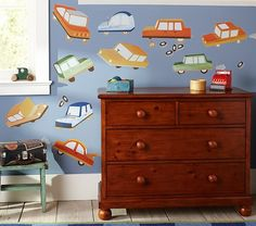 Car Decals   Pottery Barn Kids