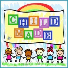 This page is dedicated to Children and crafts.  Crafts for them and for them to do.  Check it out!